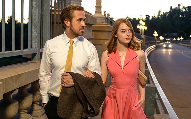 La La Land (2016) Sebastian (Ryan Gosling) and Mia (Emma Stone)