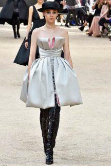 Chanel Paris Haute Couture Fall Winter 2017-2018 Paris July 2017
