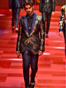 Milão Fashion Week – Dolce & Gabbana