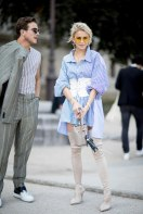 Paris Fashion Week - Street Style verão 2018