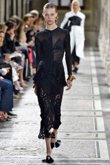 Proenza Schouler Paris Haute Couture Fall Winter 2017-2018 Paris July 2017