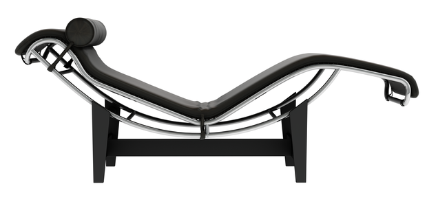 Chaise Longue Le Corbusier