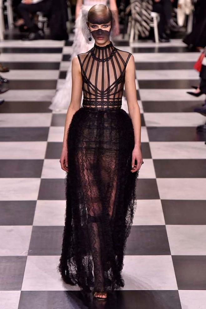 Dior Haute Couture Paris Spring Summer 2018 Paris January 2018
