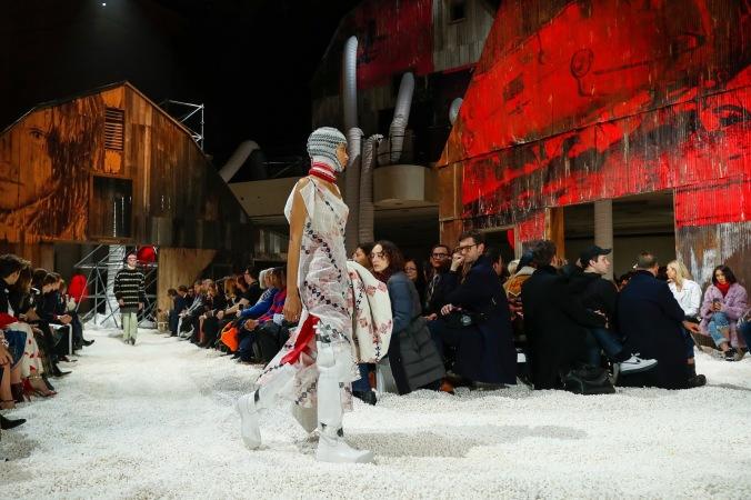 desfile calvin klein nyfw inverno 2019